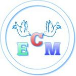 ECM logo of letters and birds