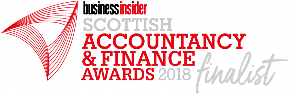 Accountancy Award Finalist Logo