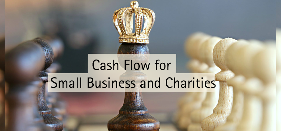 Cash flow for small business and charities
