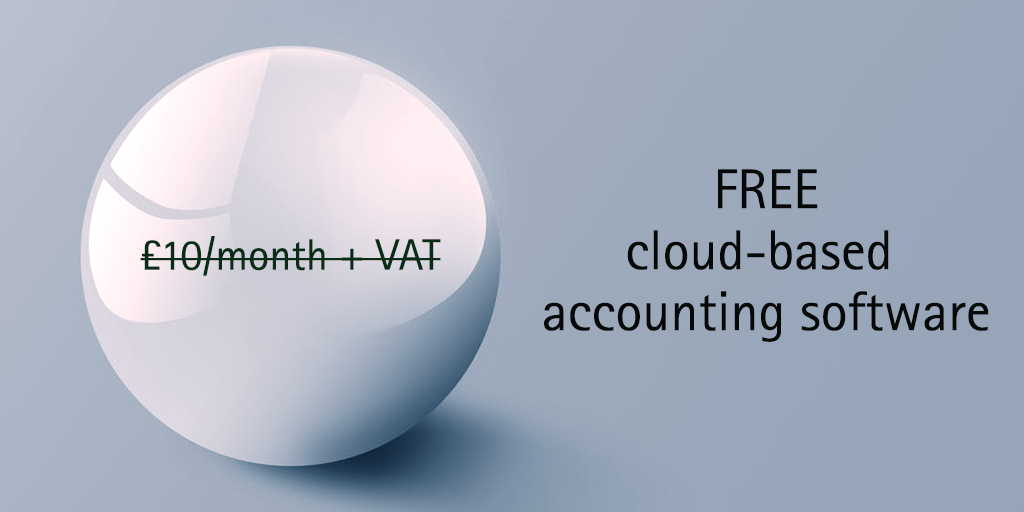 Free cloud based accounting software for small business and charities